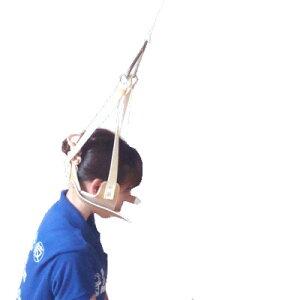 頸椎 椎間板ヘルニア牽引療法